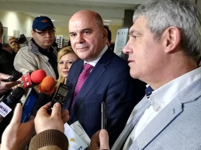 Бисер Петков, министър на социалната политика