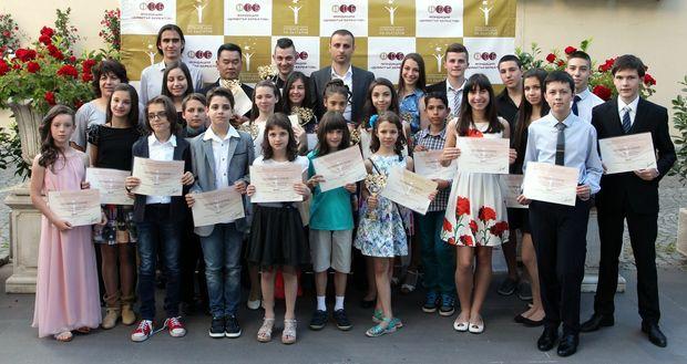 Успелите деца Бербатов 2014