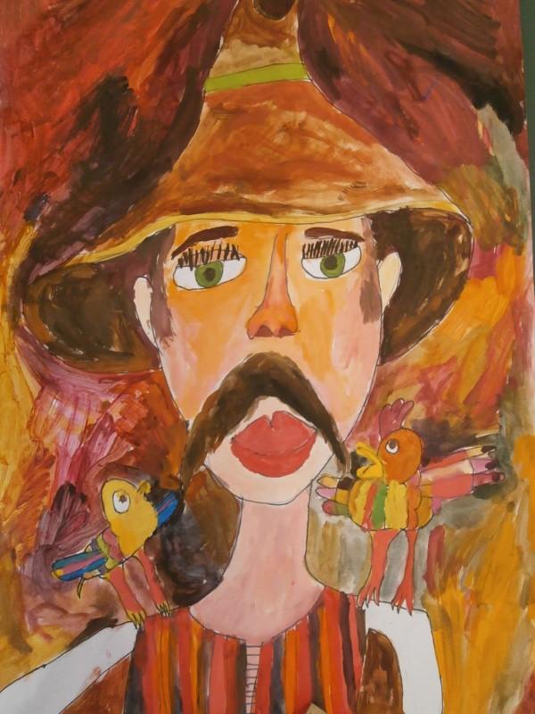 Весела рисунка Плевен