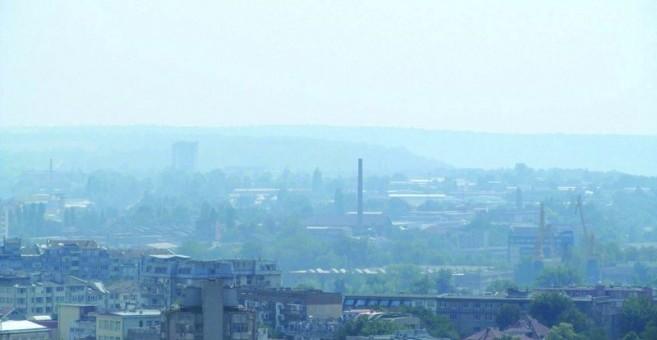 Русе замърсявания на въздуха