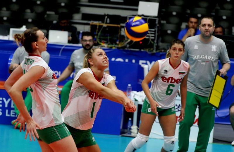 волейбол българия - япония жени