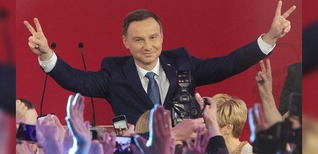 Анджей Дуда е новият президент на Полша