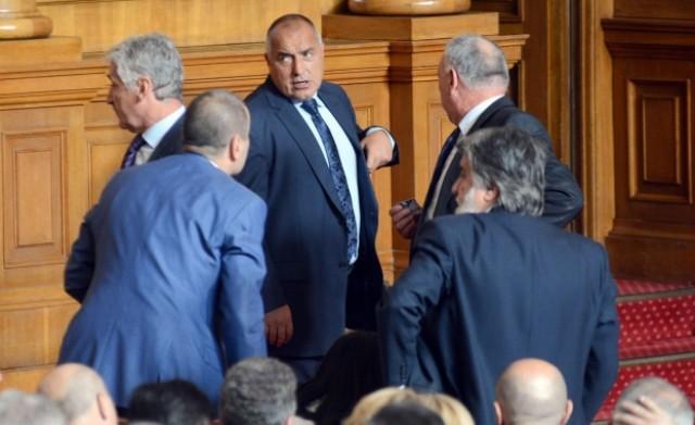 Чакат Бойко в Румъния, той - в парламента за арменския геноцид