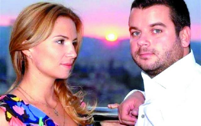Ирина Тенчева и Иван чакат бебе