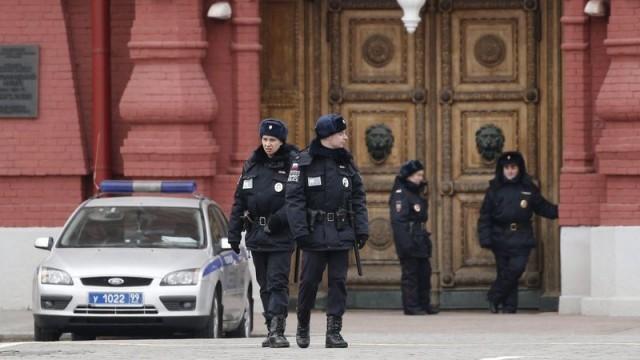 """20 задържани в Москва, набирали бойци за """"Ислямска държава"""""""