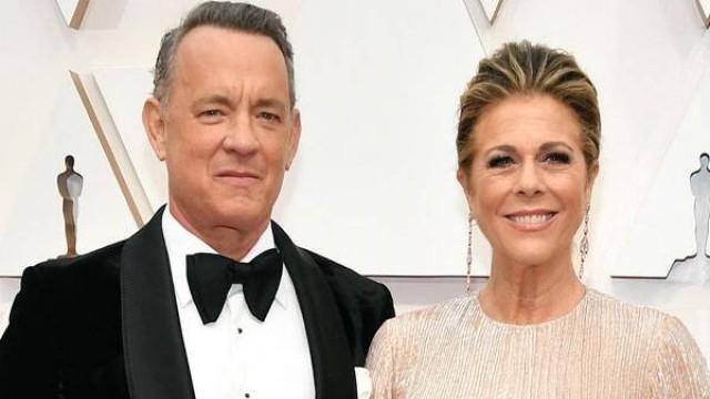 Том Ханкс и съпругата му Рита Уилсън са заразени с коронавирус
