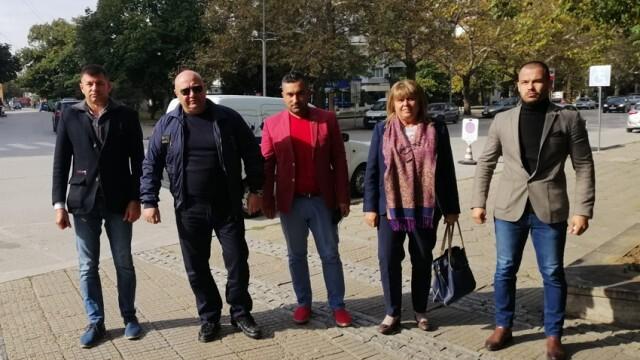 ГЕРБ-СДС в Силистра регистрира предизборната си листа