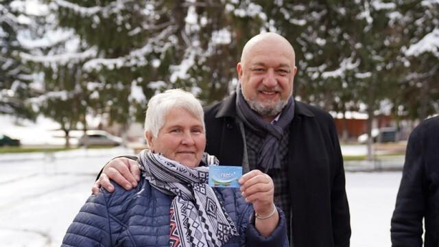 Красен Кралев връчи карти на нови членове на ГЕРБ във Ветово