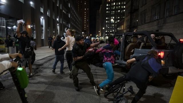 Става страшно: Тръмп хвърля гвардията срещу безредиците в Минеаполис (ВИДЕО)