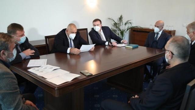 Бойко Борисов изслуша Щаба, присъства и Красимир Каракачанов, какво предстои?