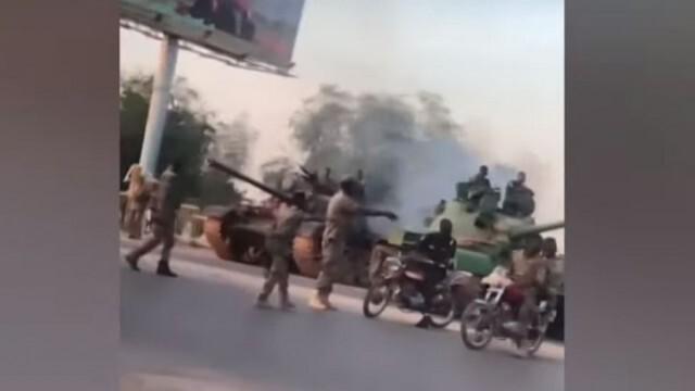 Осуетен е опит за преврат в Судан