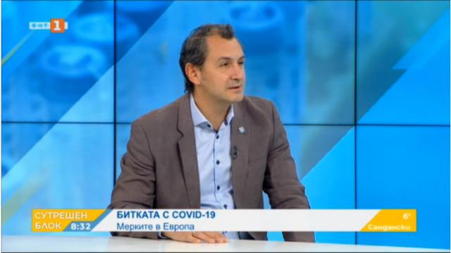 България не отговаря на изискванията на СЗО за отхлабване на мерките