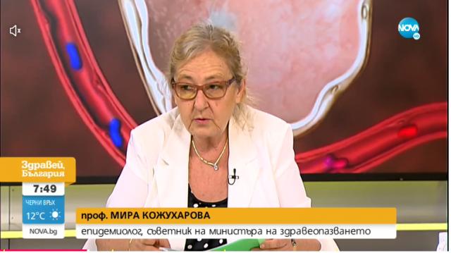 Съветникът на здравния министър с прогноза за новата вълна на заразяване с COVID-19
