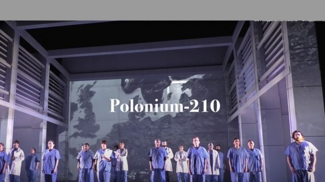 Създадоха опера, посветена на отровения руски агент Литвиненко (ВИДЕО)