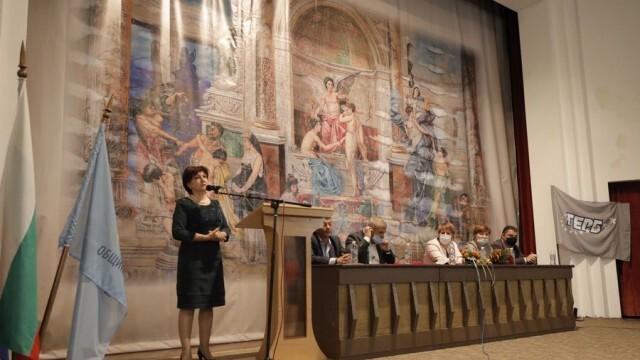 Цвета Караянчева: Цветанов рязко смени отношението си както към президента и служебния кабинет