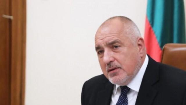 Новият парламент изслушва Бойко Борисов