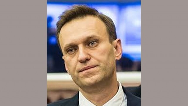 Руският опозиционер Алексей Навални - един от кандидатите за Нобелова награда за мир