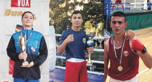 Трима русенци боксират на европейското в Черна гора