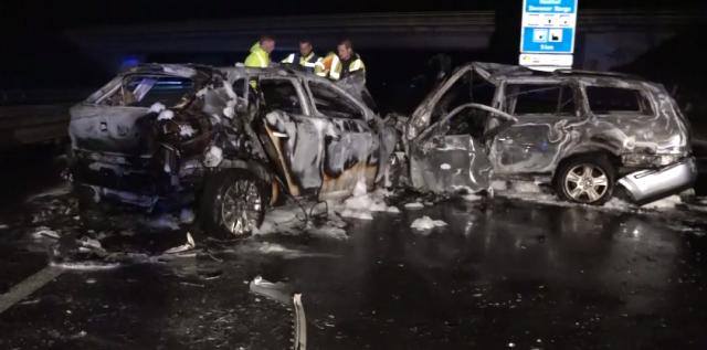 Млад българин от Силистренско изгоря в кола в Германия