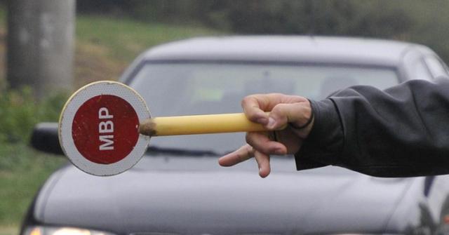 Патрулка преследва надрусан с амфети шофьор