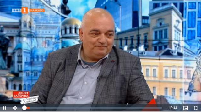 Бомба! Арман Бабикян повежда листата на ИБГНИ в Русе!