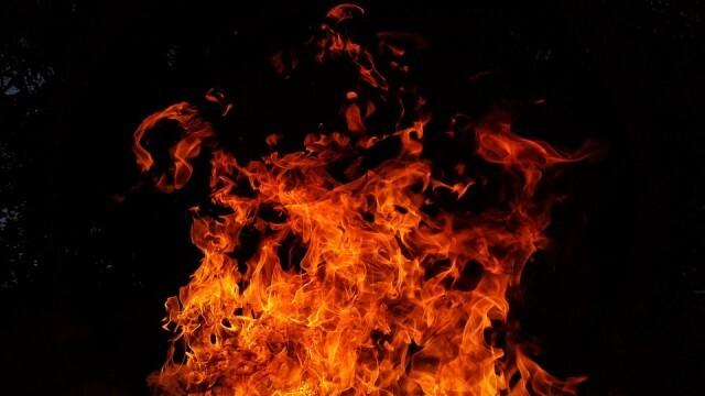 Умишлен палеж запалил сушилня в русенски блок