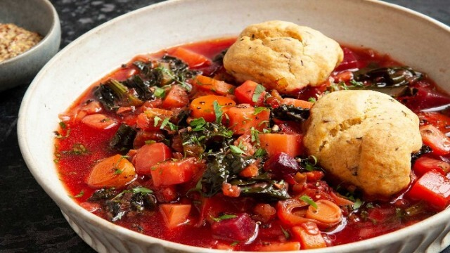 Зеленчукова супа  за студени зимни дни