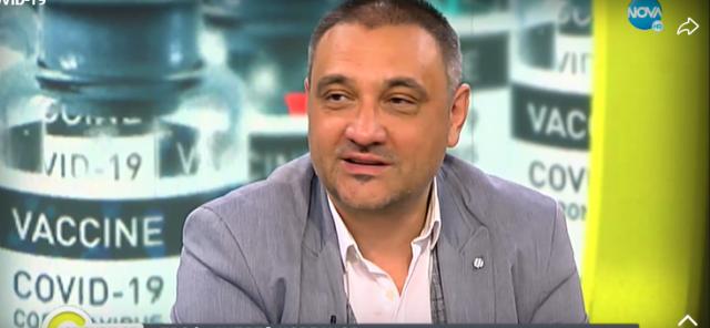 Проф. Чорбанов разкри кога ще бъде представена българската ваксина срещу COVID-19