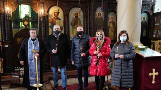 От Бяла стартира представянето на листата на ГЕРБ-СДС в Русенския регион
