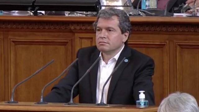 Тошко Йорданов разкри ще направи ли кабинет