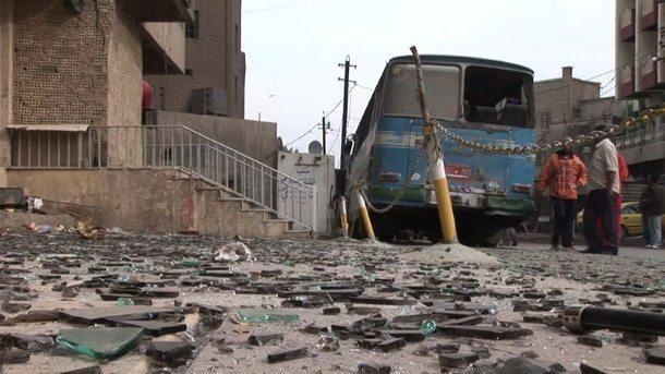 Багдад: Камикадзе се взриви в ресторант, уби 22-ма и рани над 30 души