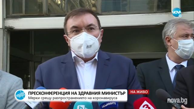 Проф. Костадин Ангелов: Ще наказваме болници, които връщат пациенти с COVID-19