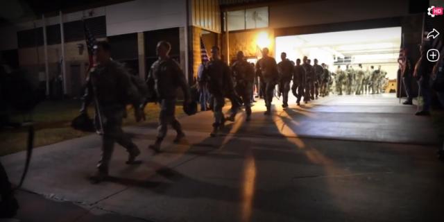 САЩ започна прехвърляне на над 4000 войници в Близкия Изток (Видео)