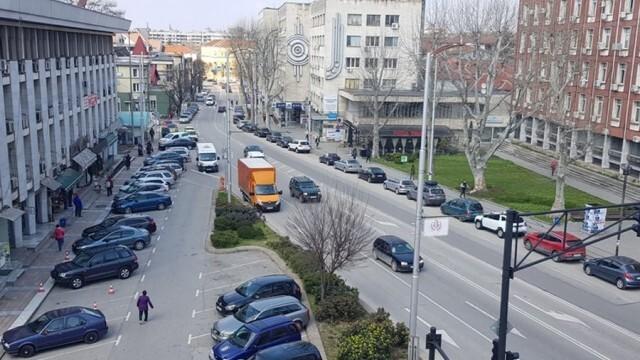 Временно ще бъде ограничено движението в центъра на Плевен заради изборите