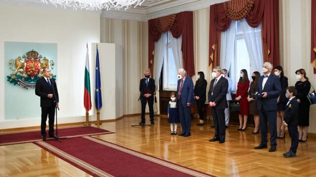 Изявени българи в областта на медицината удостоени с висши държавни отличия