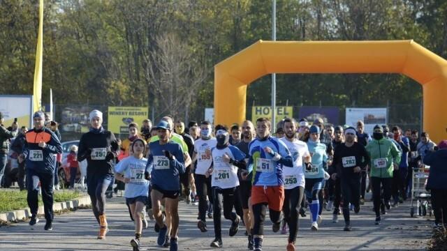 """Проведе се третото издание на Дунавския маратон """"Приста рън"""""""