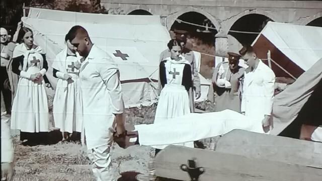 """Филм възкреси паметта за подвига на """"Ангела на милосърдието"""" в Бяла (СНИМКИ)"""