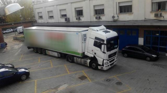 Наш камион хванат с дрога за над 2 милиона евро до Мадрид