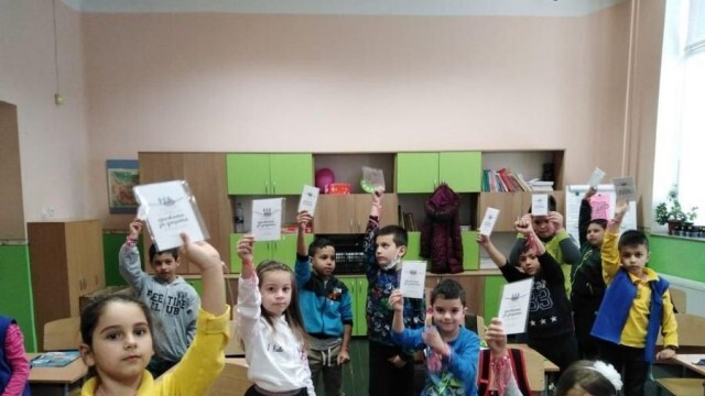 """НУ """"П.Р.Славейков"""" в Бяла се включи в кампанията """"Заедно за децата"""""""