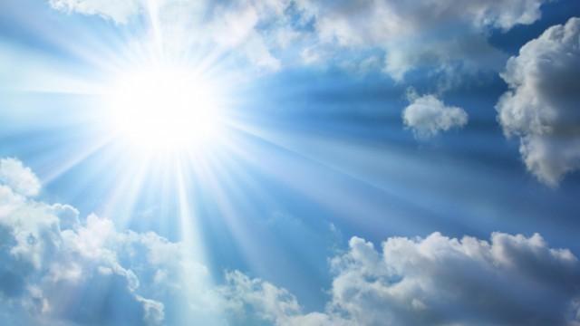 Слънчево и до 29 градуса днес