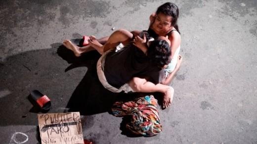 Невиждана кланица се състоя във Филипините, потънаха в кръв