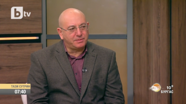 Първо в БРЯГНЮЗ: Емил Димитров - Ревизоро е новият министър на околната среда!