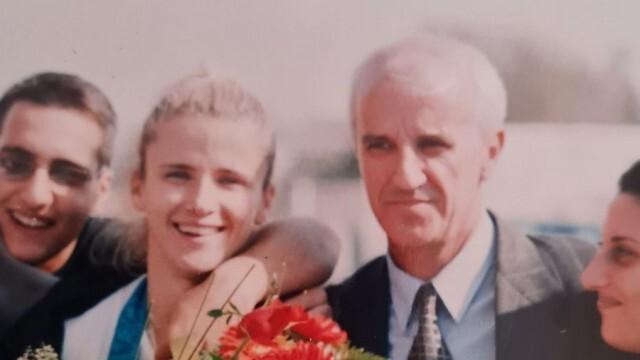 Отиде си голям спортист, баща на наша олимпийска шампионка