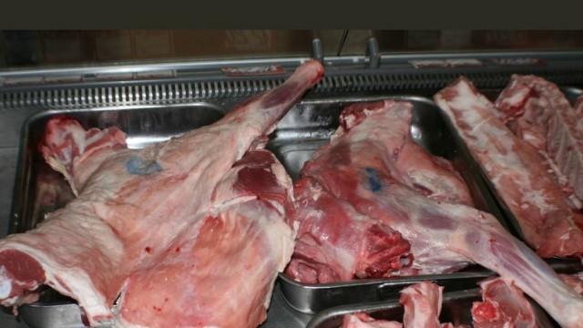 Прокуратурата образува досъдебно производство по случая с месото от неясен произход