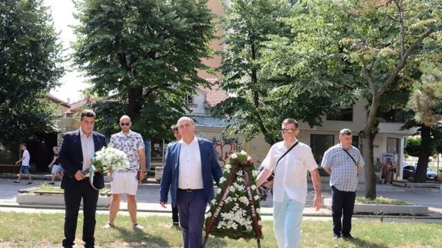 Русе почете героите от Илинденско-Преображенското въстание