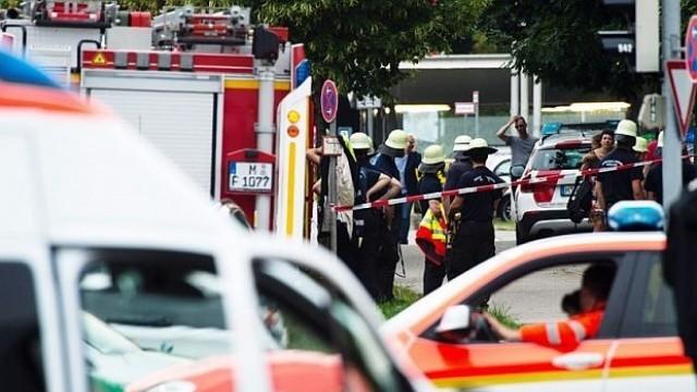 10 застреляни в Мюнхен, 16 ранени, трима тежко. Кой е стрелецът?