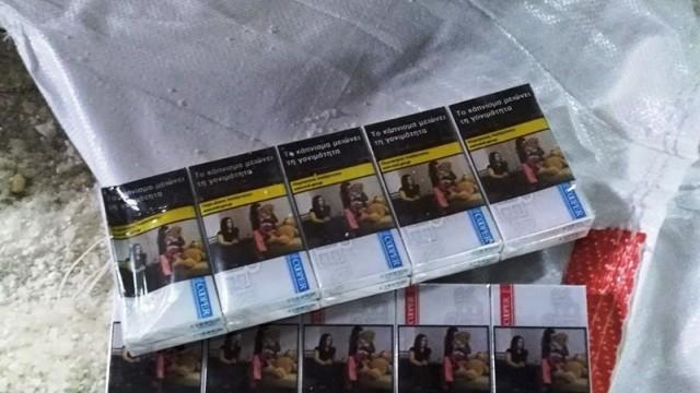 Над 8 милиона нелегални цигари заловени при спецакция