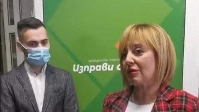 Манолова в Русе: Ние сме единствената платформа за подкрепа на обикновените хора