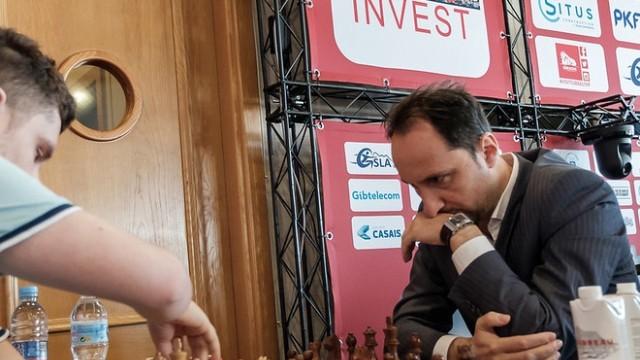 Топалов приключи в топ 10 в Гибралтар, записа само една загуба от 10 партии