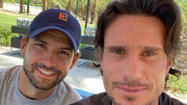 И треньорът на Гришо е с COVID-19, тенисистът ни ще се лекува в Монако
